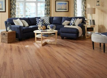 10mm Crystal Springs Hickory Laminate, with attached padding (still ...