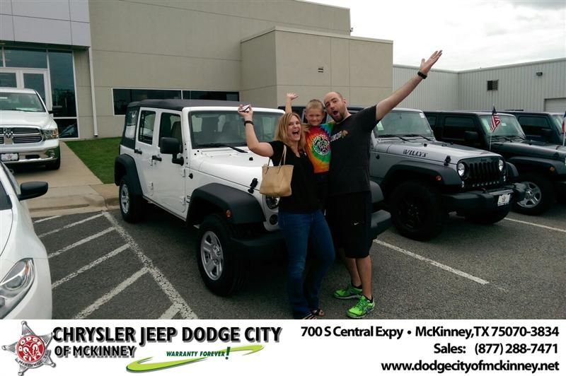 Howie And Briggs Went Above And Beyond Trying To Meet All Of My Needs Based On My Budget They Got Me Exactly What I Was Looking Dodge City Chrysler Jeep Jeep