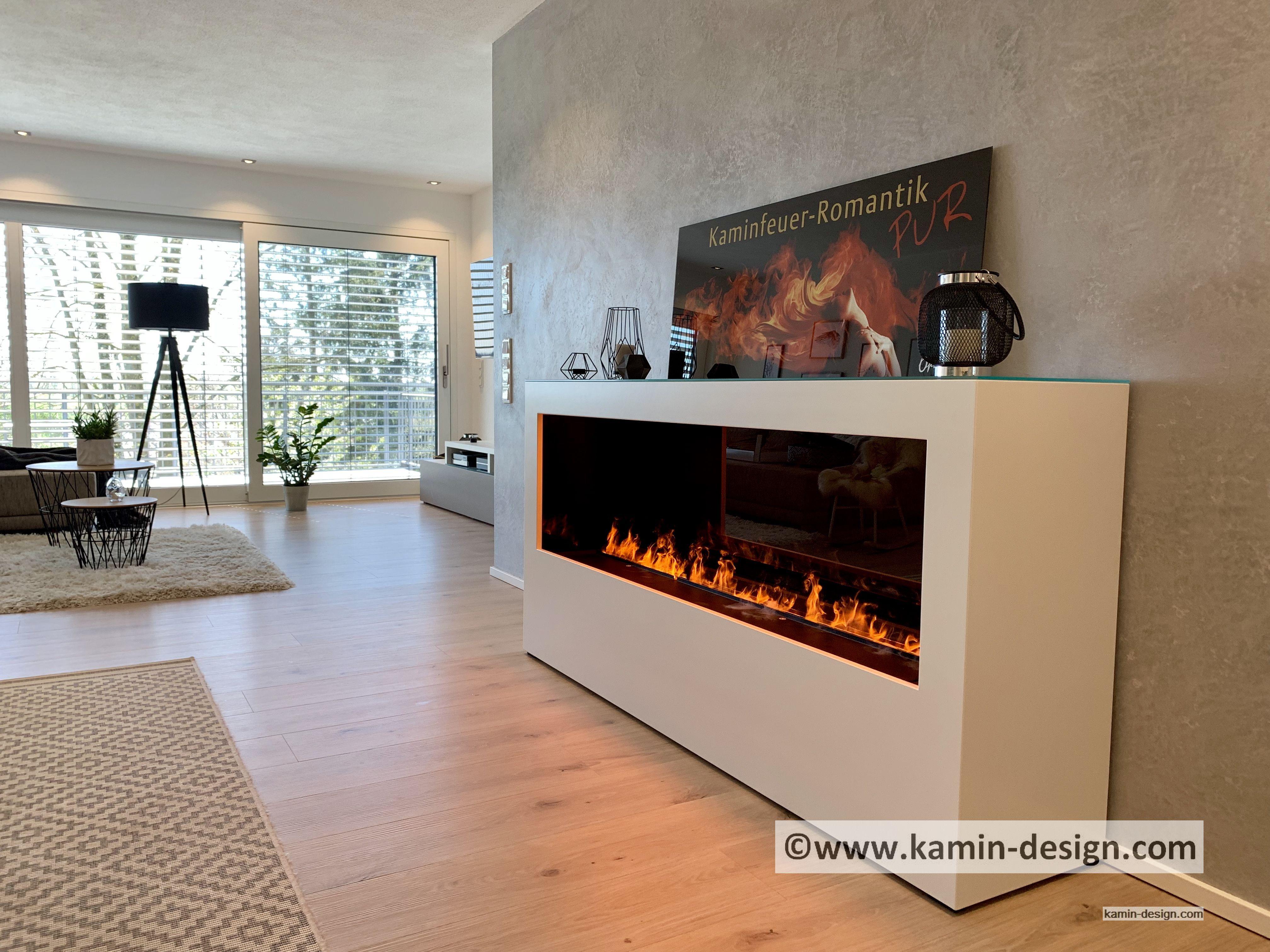 Linea Xxxl Moderner Elektrokamin Elektrokamin Kamin Design Raumteiler