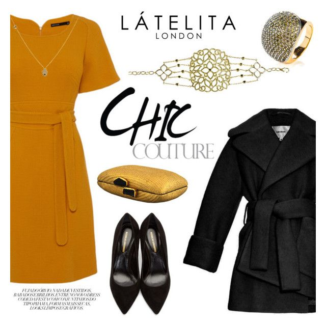 """""""Latelita"""" by helenevlacho ❤ liked on Polyvore featuring Carven, Nicholas Kirkwood, Kayu, women's clothing, women's fashion, women, female, woman, misses and juniors"""