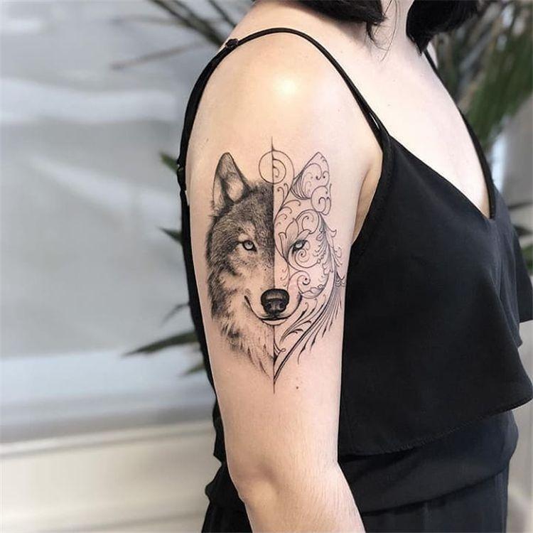 53 Cool Animal Tattoo Ideas Chicbetter Inspiration For Modern Women Animal Tattoo Body Art Tattoos Tattoos