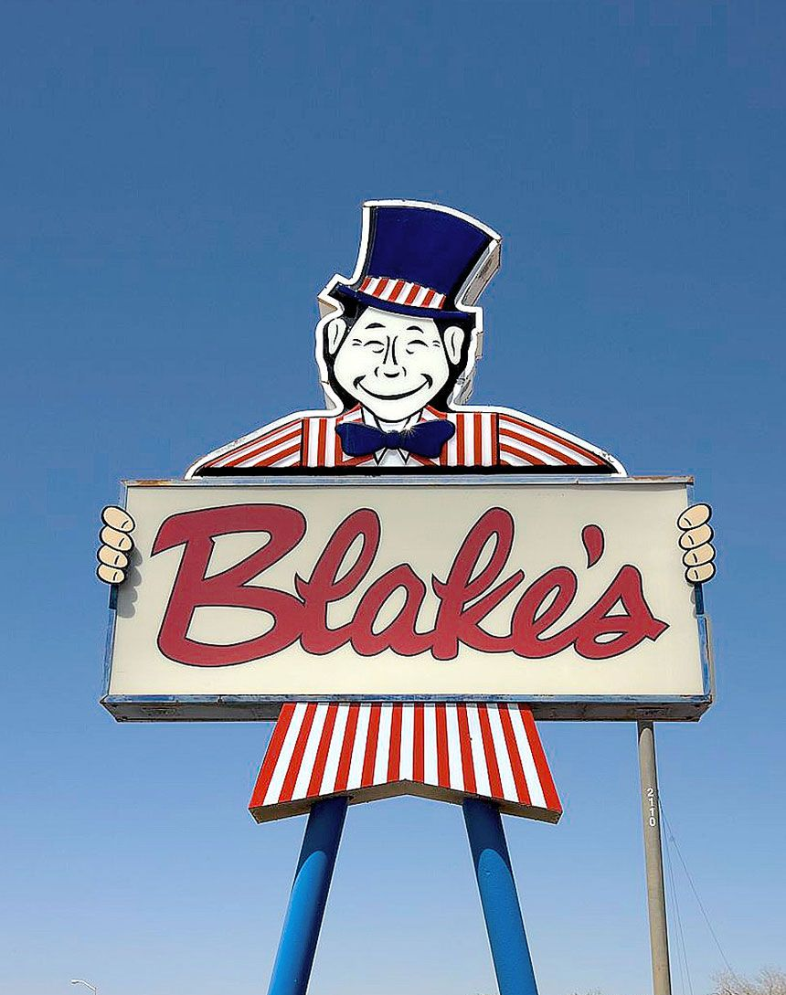 Blakes lotaburger santa fe