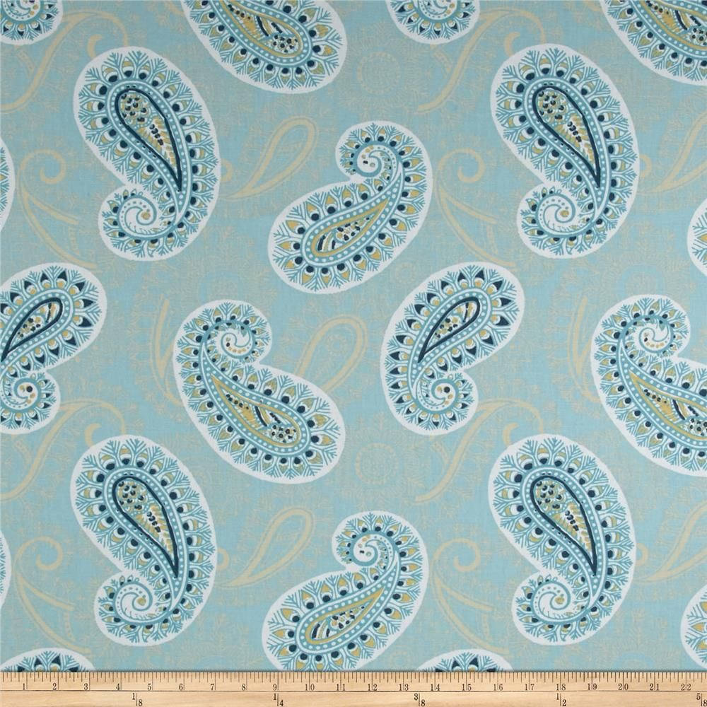 Premier Prints Peru Coastal Blue/Saffron from @fabricdotcom  Screen printed on cotton duck; this versatile medium weight fabric is perfect for window accents (draperies, valances, curtains and swags), accent pillows, duvet covers and upholstery. Create handbags, tote bags, aprons and more. *Use cold water and mild detergent (Woolite). Drying is NOT recommended - Air Dry Only - Do not Dry Clean. Colors include shades of blue, maize, and white.