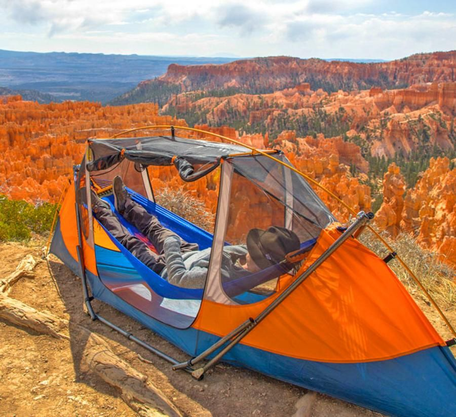 Photo of Tammock: A Portable Hammock That Sets Up Anywhere