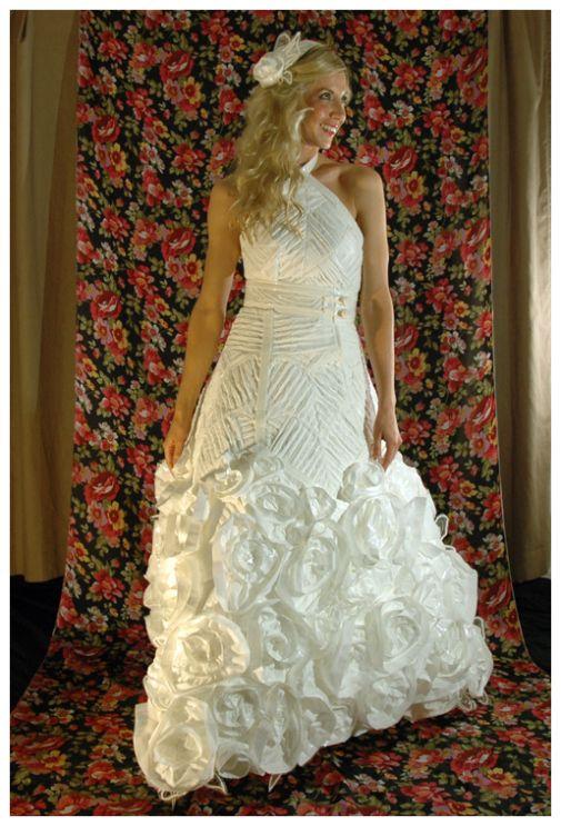 Tissue Paper Wedding Dress Wedding Dresses Wedding Dresses