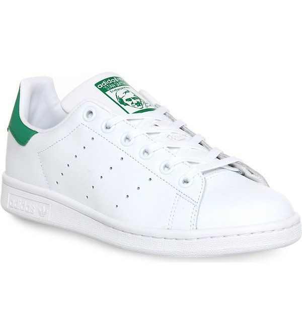 le dernier c73b5 6e357 ADIDAS Stan Smith leather trainers | In my wardrobe | Adidas ...