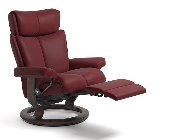 stressless magic stressless leather recliner chairs ekornes com