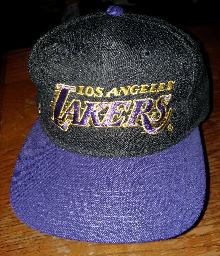 Los Angeles Lakers La Nba Official Sports Specialties Snapback Hat Purple Kobe Losangeleslakers In 2020 Los Angeles Lakers Snapback Hats Kobe