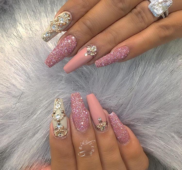 ✦ɓεℓℓα ɓℓεรรε∂✦ | ✦ทα¡ℓઽ✦ | Pinterest | Coffin nails, Make up ...