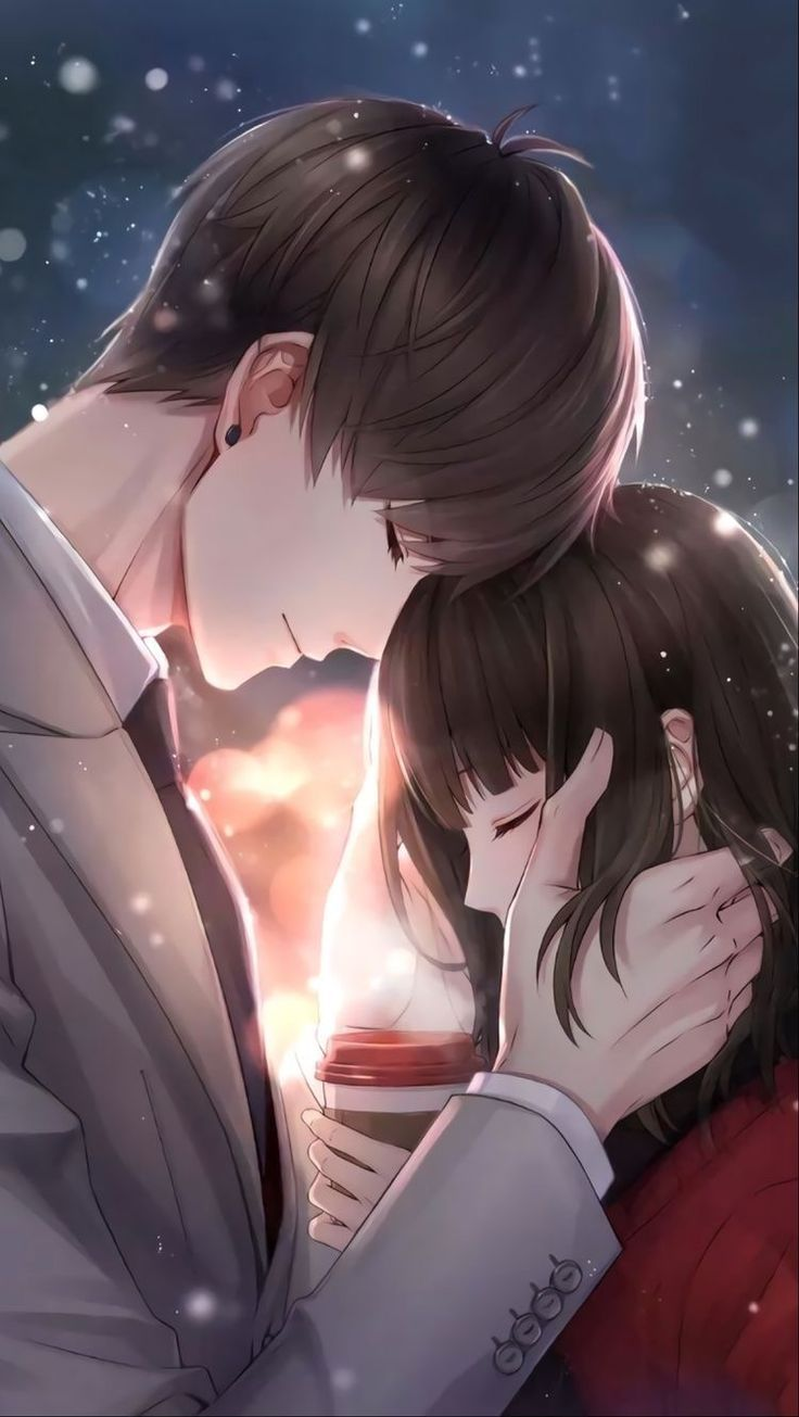She Is My Everything Cosplay Anime Pasangan Anime Lucu Animasi