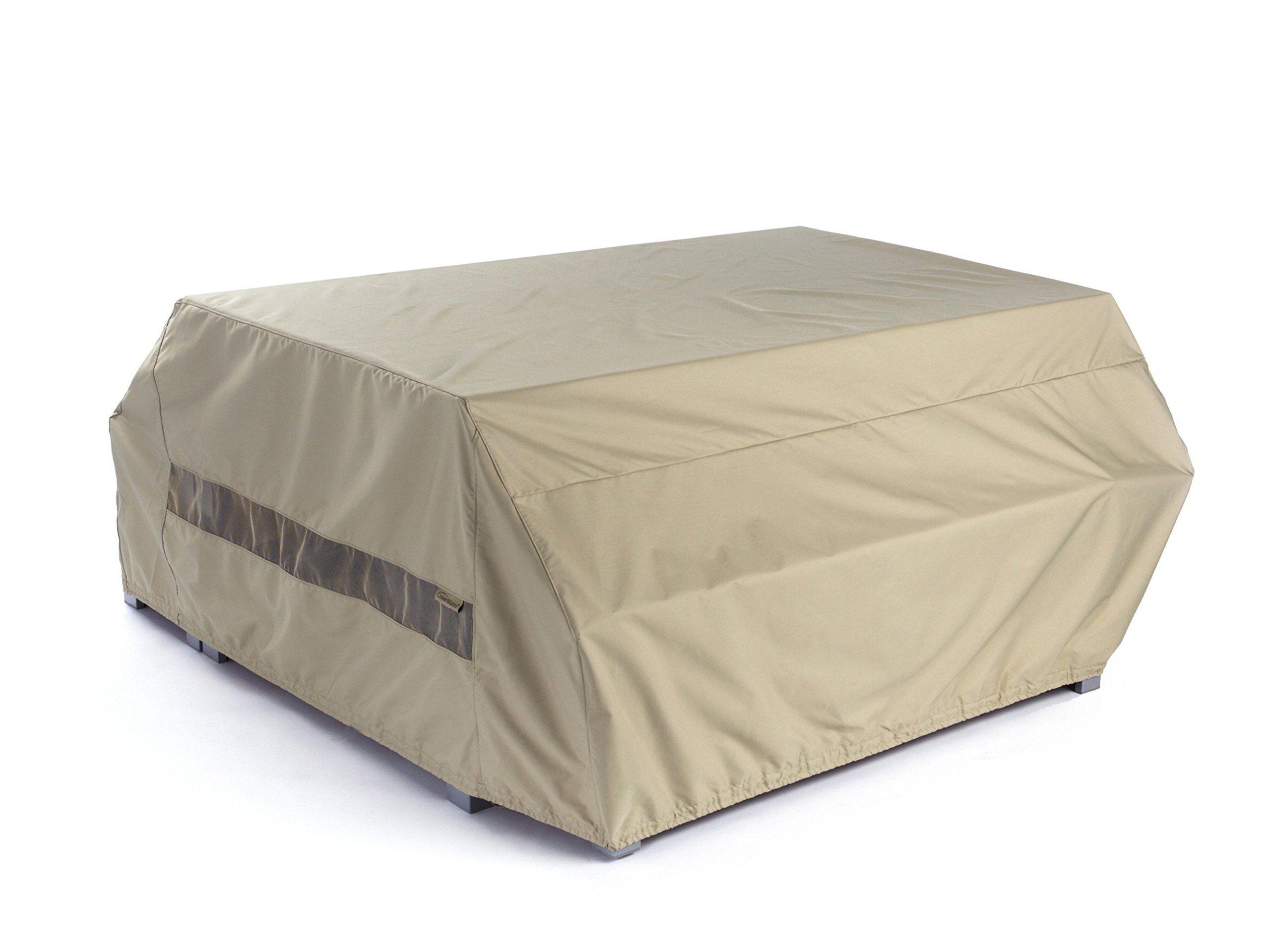 CoverMates Picnic Table Cover 76W x 62D x 32H Elite