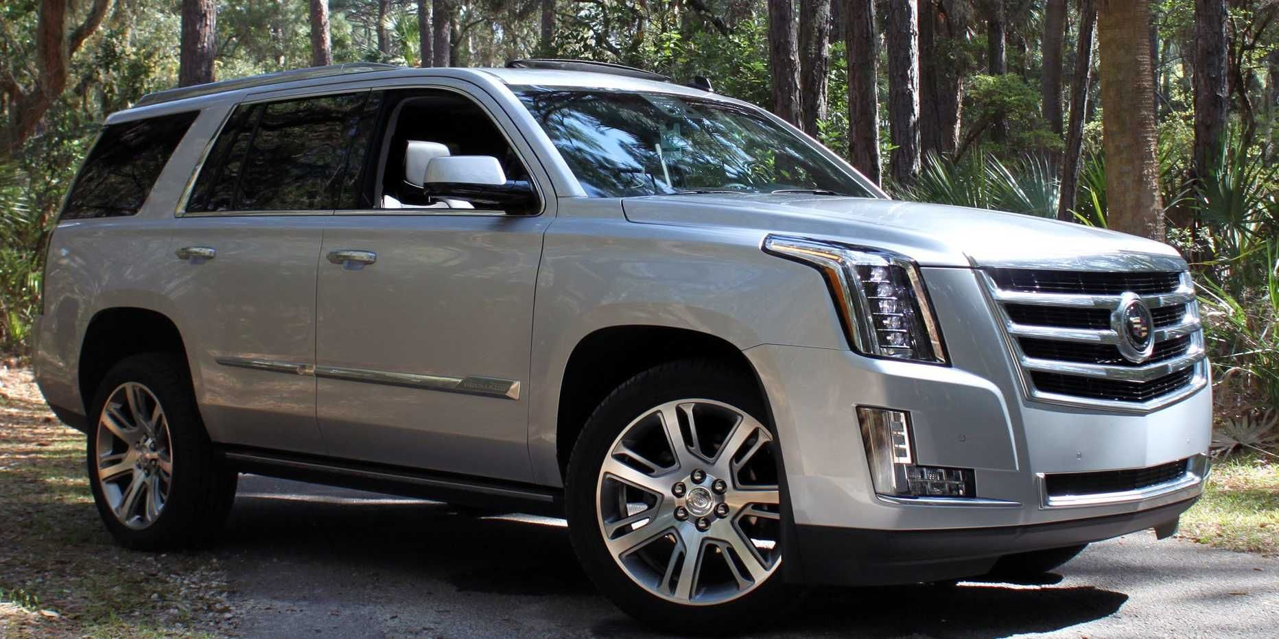 2017 cadillac escalade rumors in redesign exterior interior. Black Bedroom Furniture Sets. Home Design Ideas
