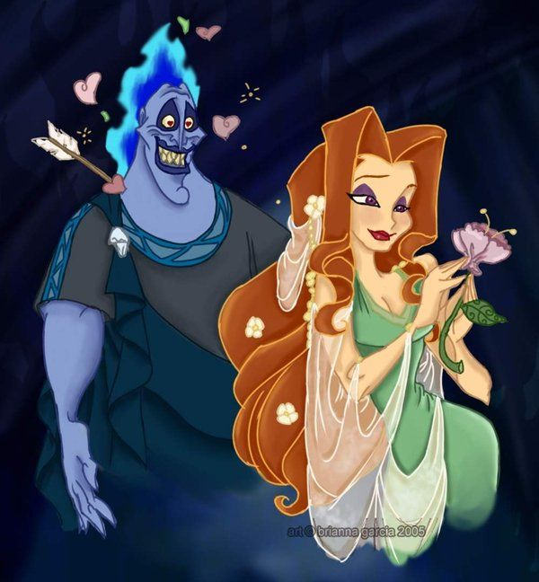 Hades And Persephone Colour By Hart1 On Deviantart It S
