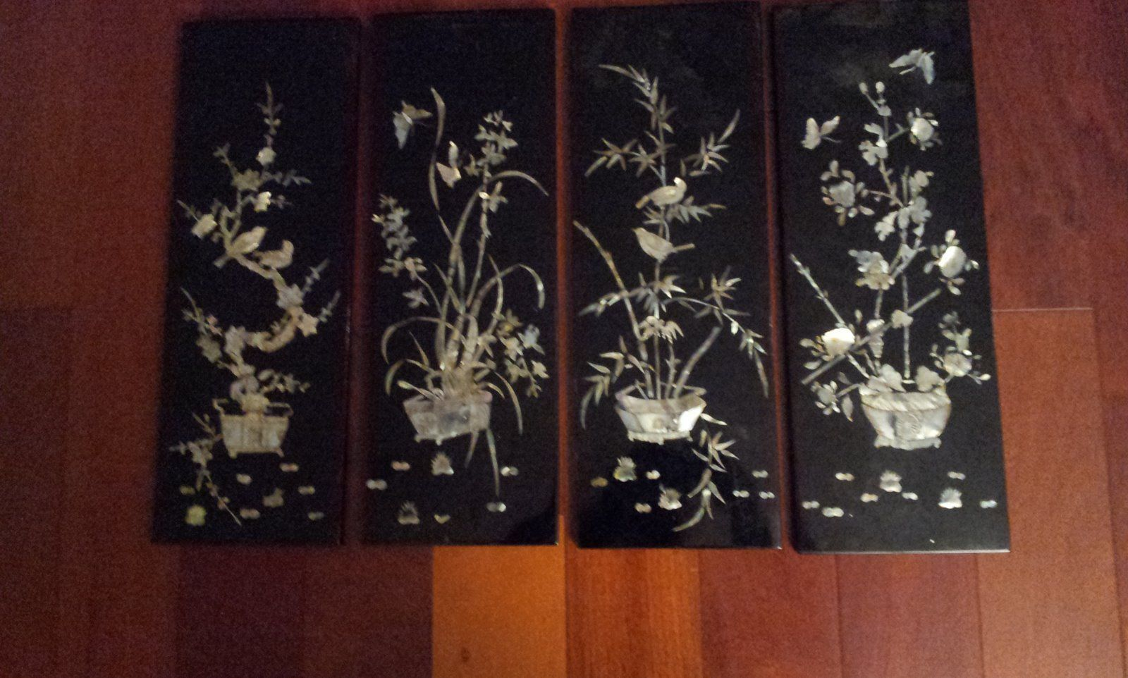 News Beautiful Vietnamese wall panel, wood black Lacquer    Beautiful Vietnamese wall panel, wood black Lacquer    Price : 35.00  Ends on : 2016-02-07 06:00:08  View on eBay     ... http://showbizlikes.com/beautiful-vietnamese-wall-panel-wood-black-lacquer/