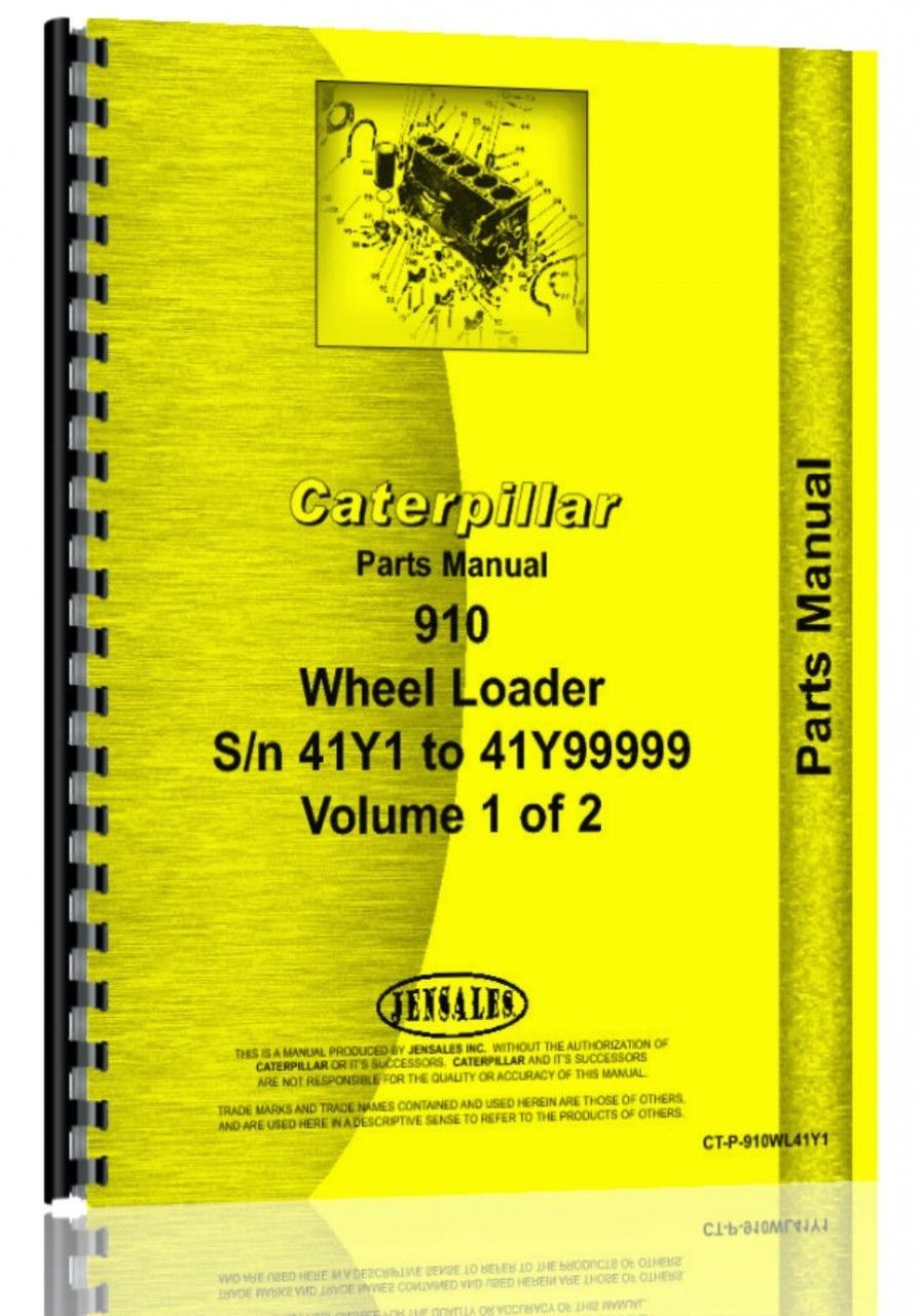 Caterpillar 910 wheel loader parts manual tracteurs pinterest caterpillar 910 wheel loader parts manual fandeluxe Images