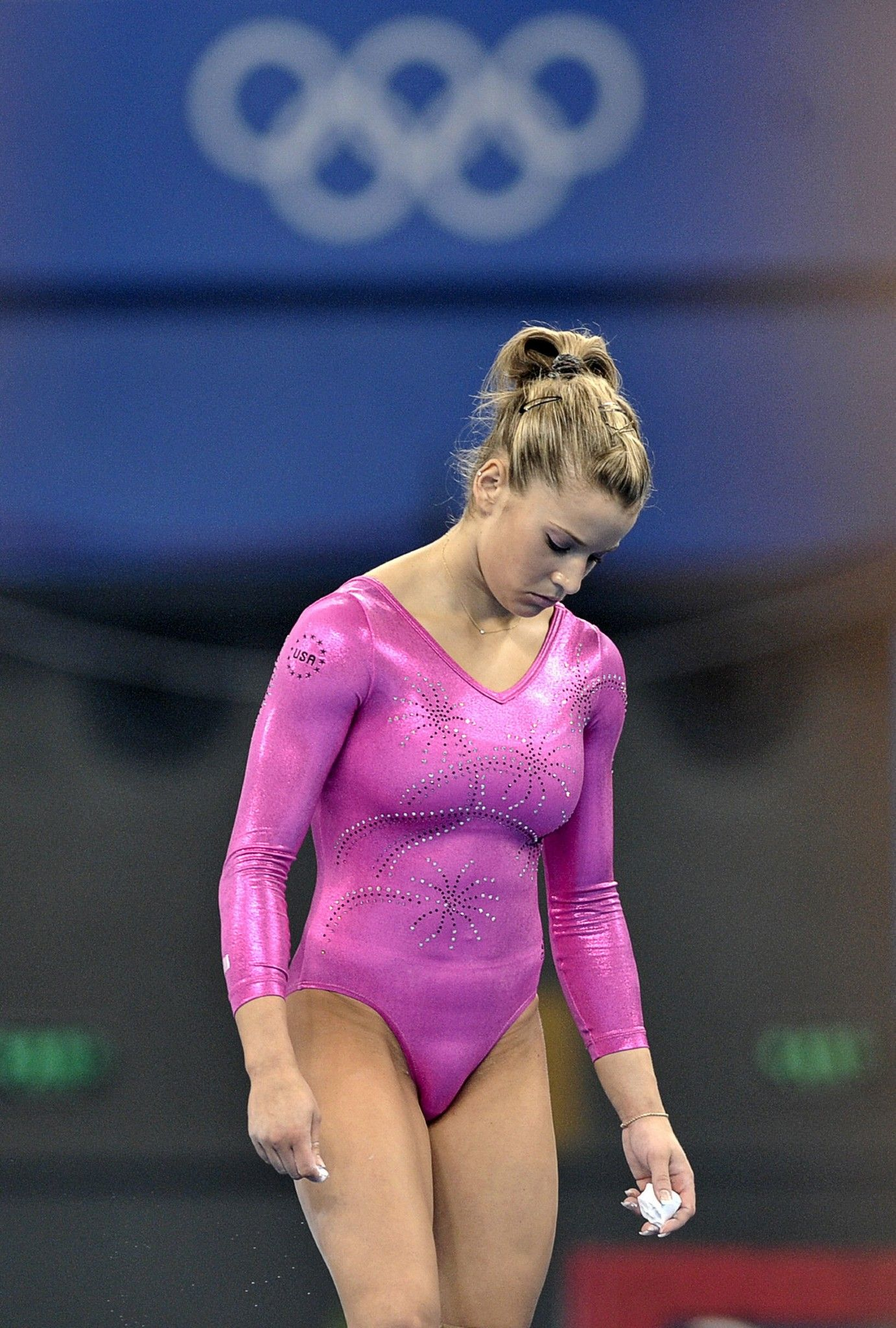 Alicia Sacramone Nude Photos 63