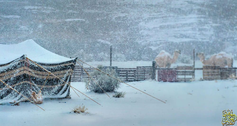 Snow Tabuk Saudi Arabia ثلوج تبوك By Turki Aradi On 500px Tabuk Snow Saudi Arabia
