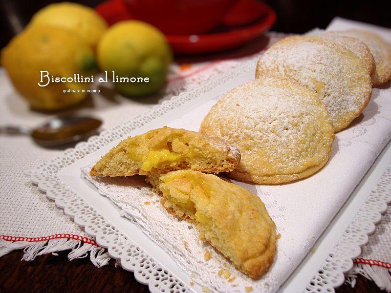 Biscottini al limone http://blog.giallozafferano.it/graficareincucina/biscottini-al-limone/