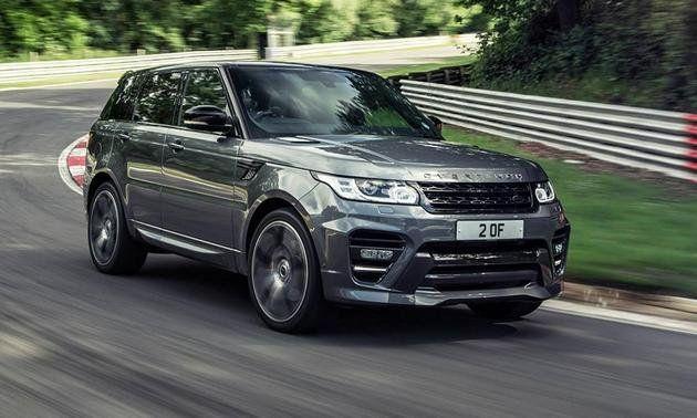 range rover sport svr specs Cars Pinterest