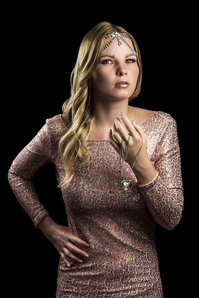 district 1 luxury hungergames makeup hair styling