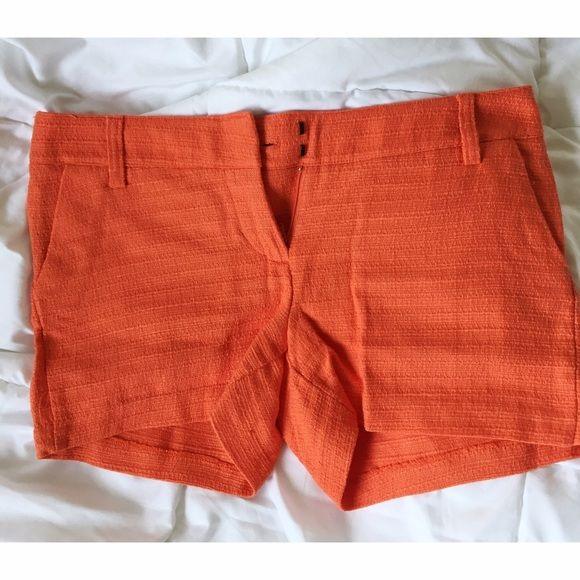 Orange Shorts Never worn. Shorts