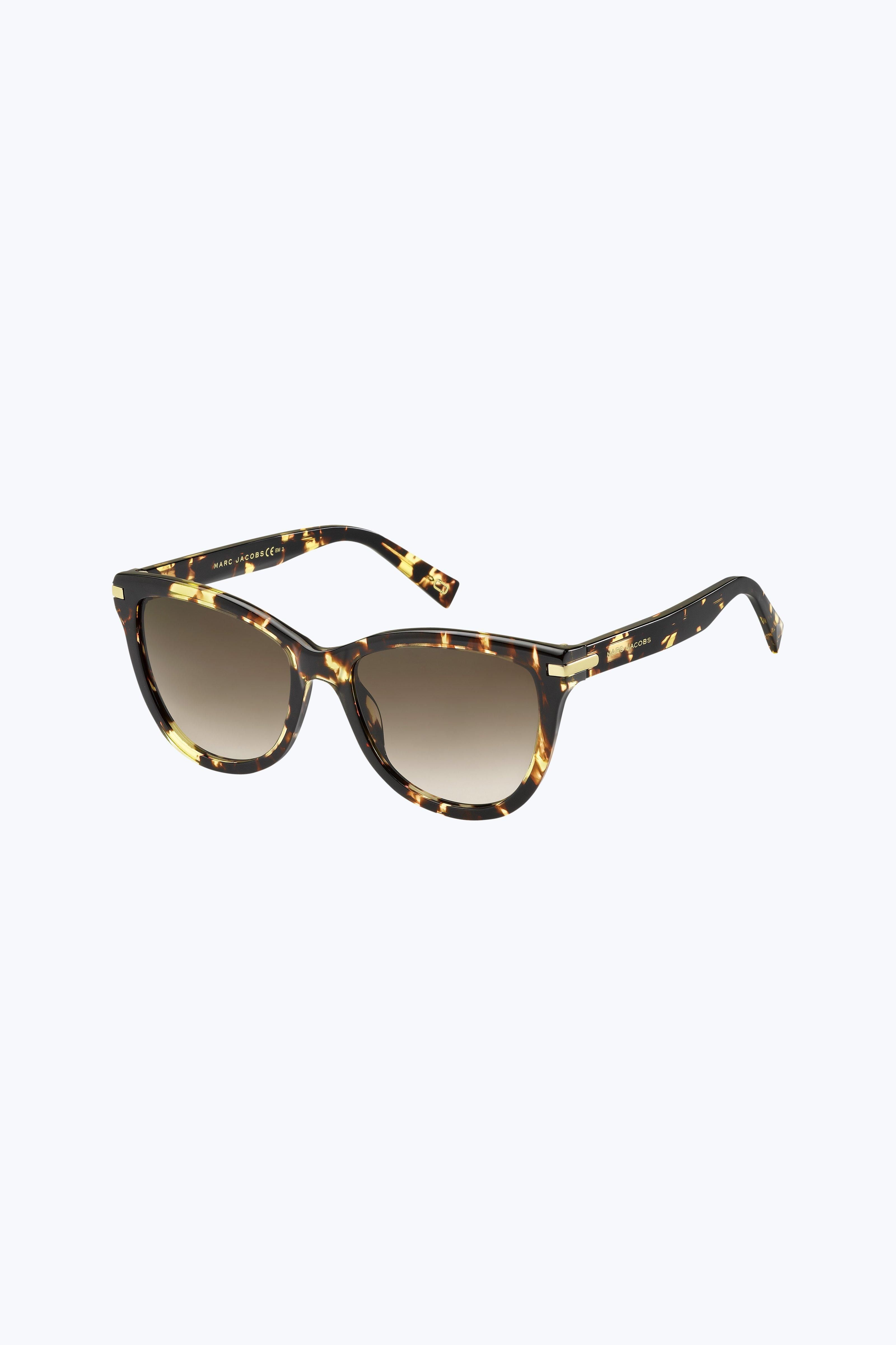 566c551e47 MARC JACOBS Spotted Havana Sunglasses.  marcjacobs