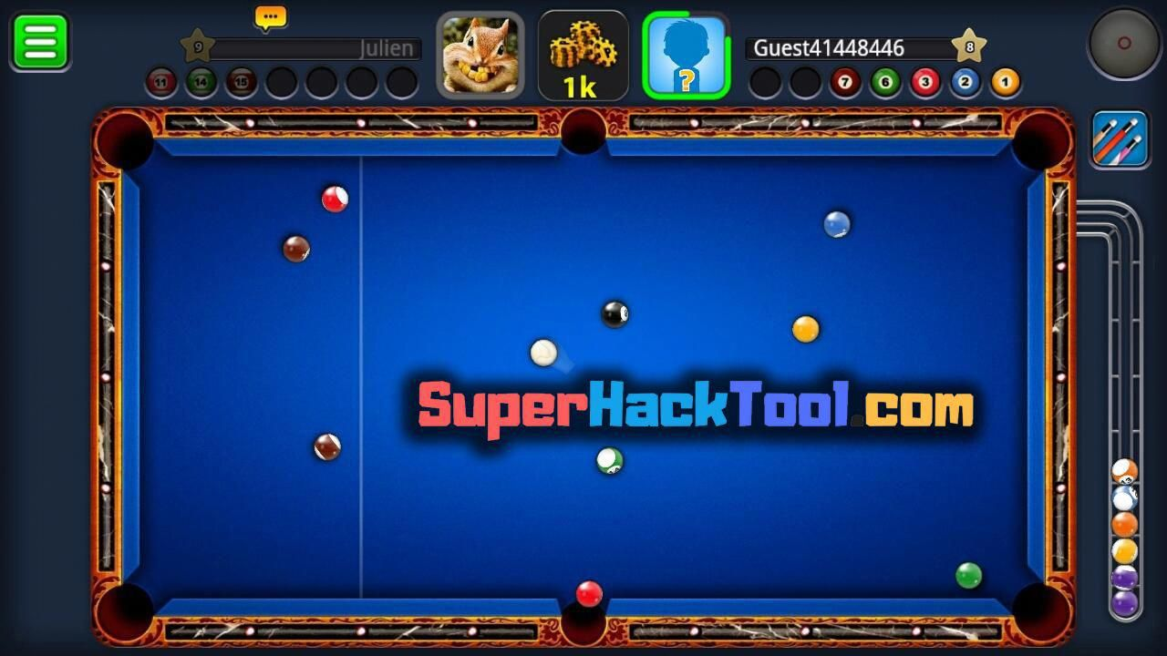8 ball pool hack add unlimited cash and coins 1 minute