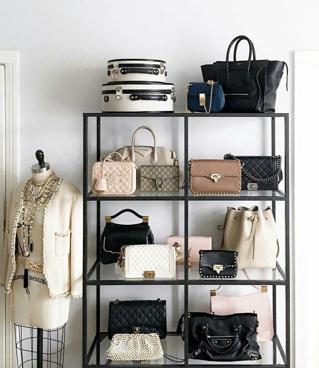 Purse Storage Options To Buy Or DIY