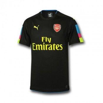 828cc7268 Arsenal 16-17 Målvakt Hemmatröja Kortärmad #Fotbollströjor | Arsenal ...