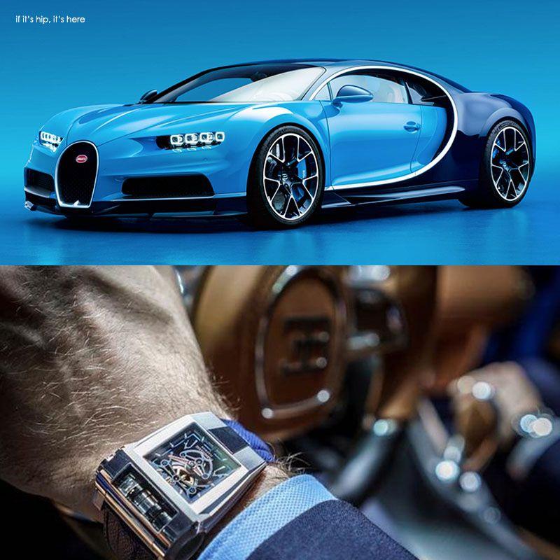 PF Bugatti 390 Concept Watch Bugatti chiron, Bugatti