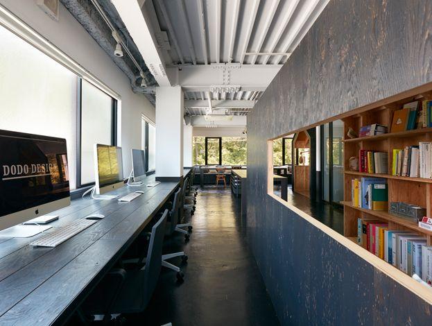 広島 東京 建築設計事務所 Suppose Design Office Co Ltd Works 白山のオフィス 東京 建築 建築設計事務所 設計事務所