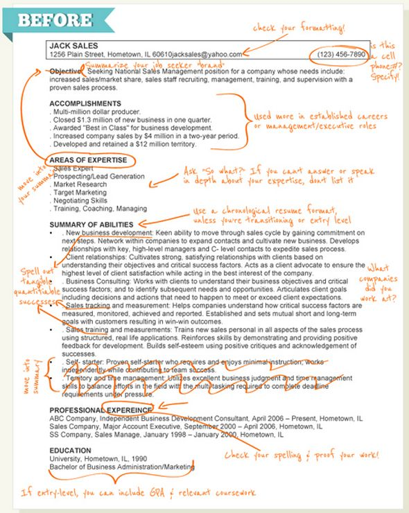 How To Make Your Resume Better INFOGRAPHIC Helpful tips - how to make your resume