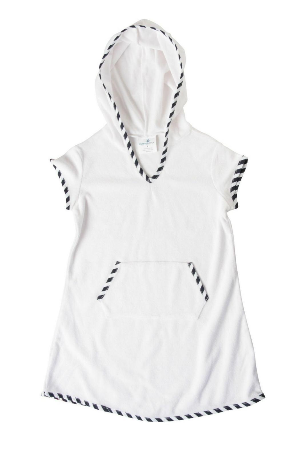 Snapper Rock Sailor Hooded Dress - Main Image ad9b6ca88