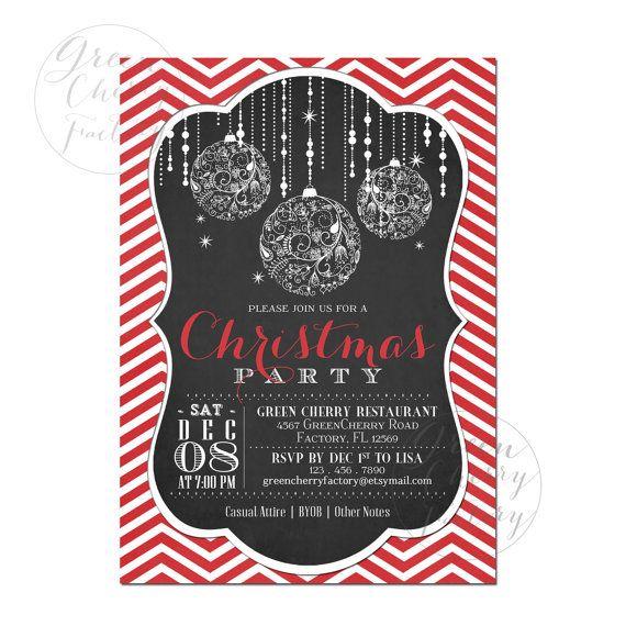 christmas nutcracker party invitations  party ideas, party invitations