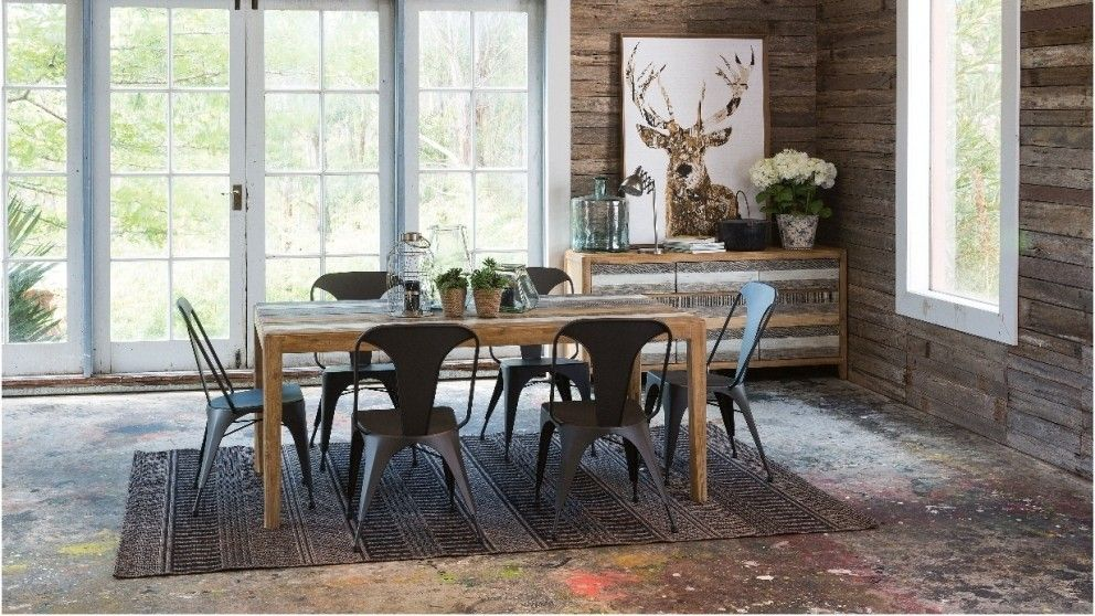Bahamas 7 Piece Dining Setting Dining 7 Piece Dining Set Stylish Dining Room