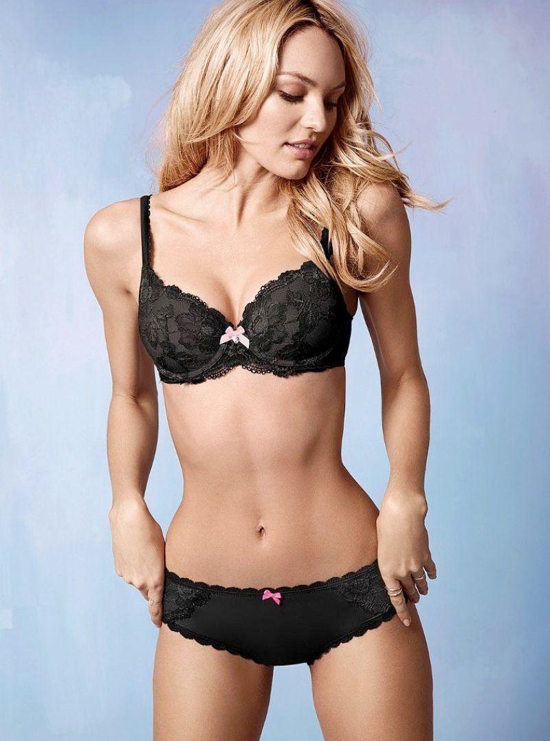 Candice Swanepoel Dulce y Sexy para Victorias Secret  84774eb9048f