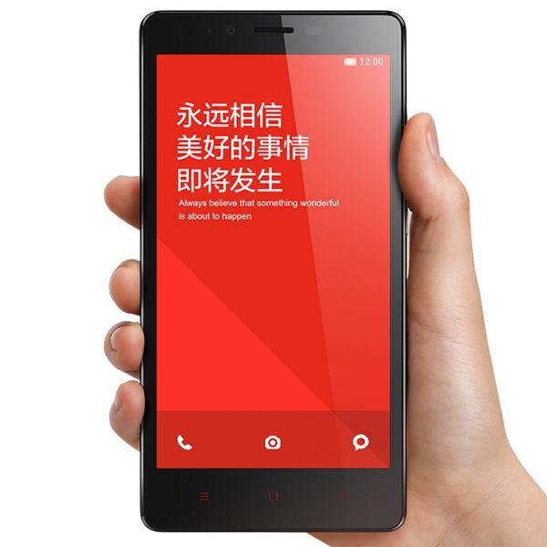Hongmi Red Mi Note 5 5 Inch Screen Mtk6592 Octa Core 1 4ghz 1gb Ram 8gb Rom Xiaomi Smartphone 4g Lte