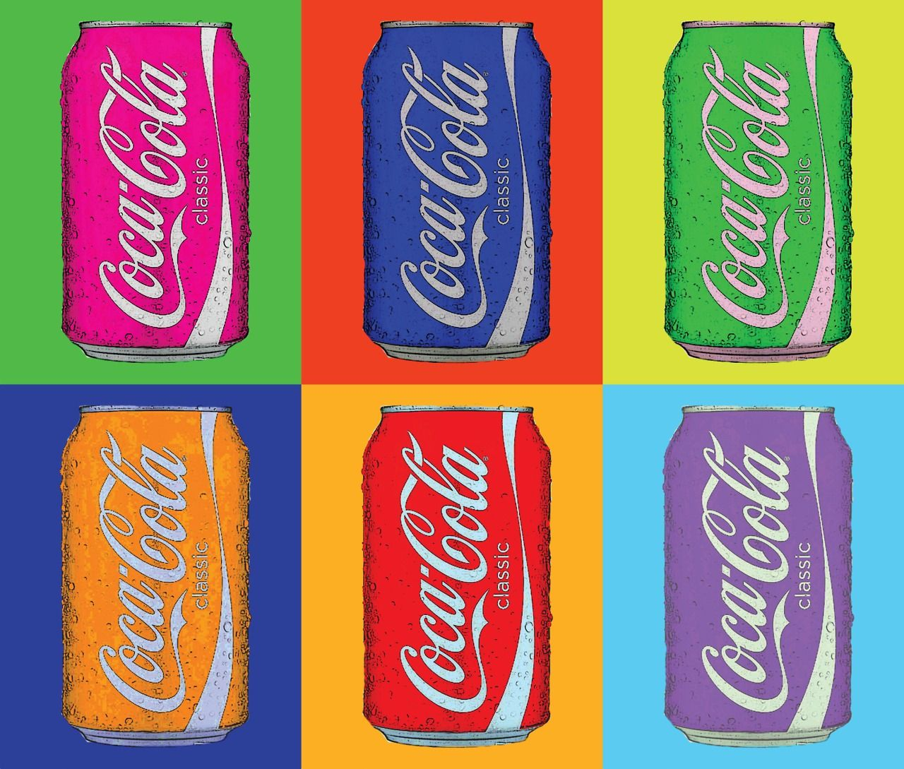 Coca-Cola 3 bottles | Andy Warhol | Pop Art | 1962 | Pop Art ...