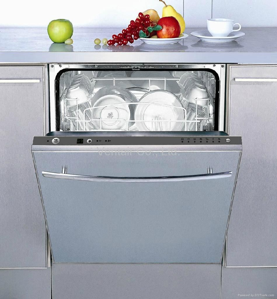A built-in dishwasher | Best Dishwasher To Buy | Pinterest | Dishwashers