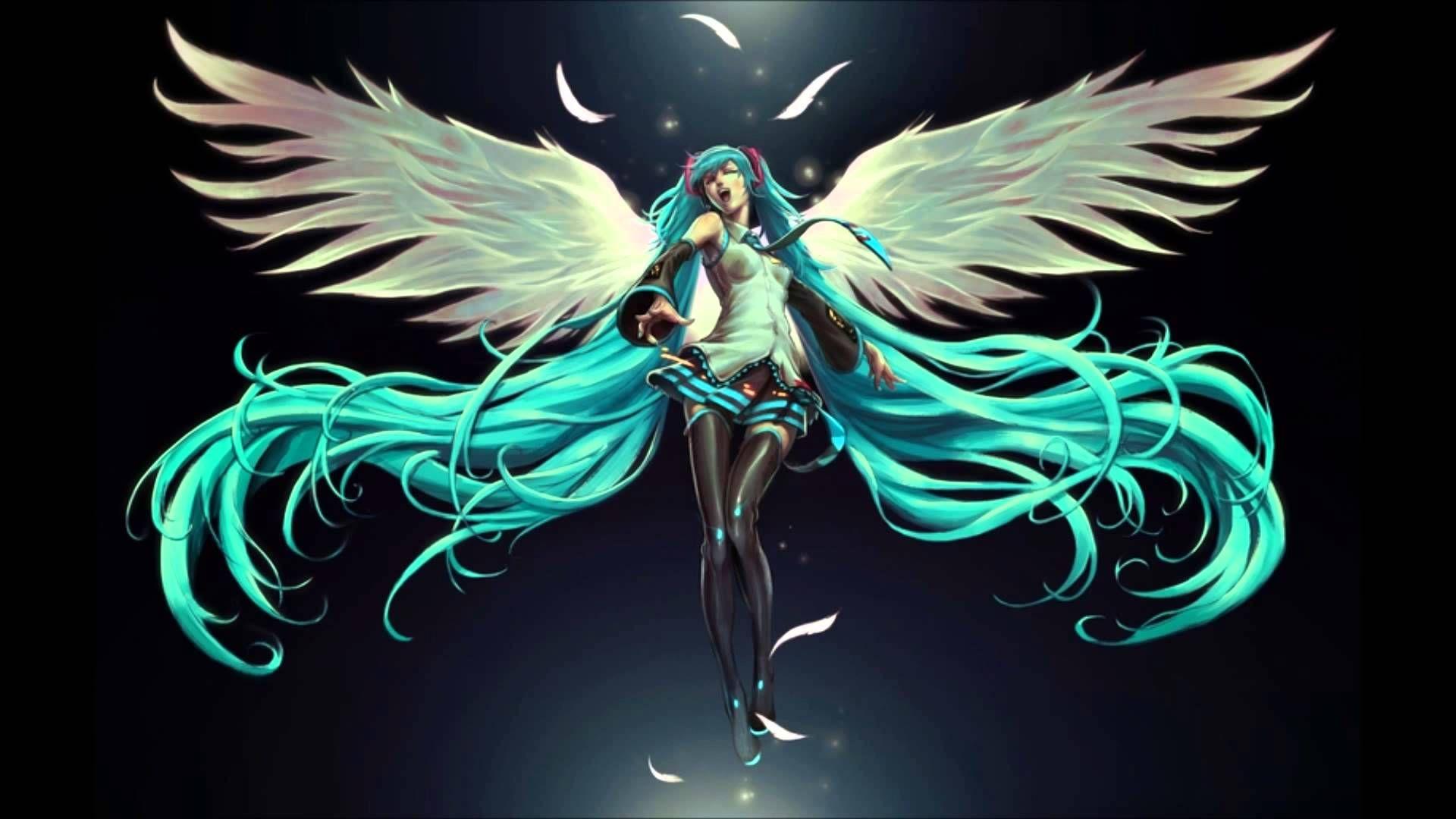 Nightcore] DJ Sammy Fly On The Wings Of Love (HD