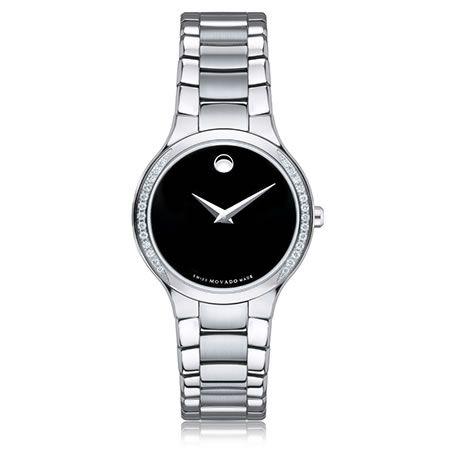 Movado Serio™ Ladies Diamond Watch | Bracelet watch