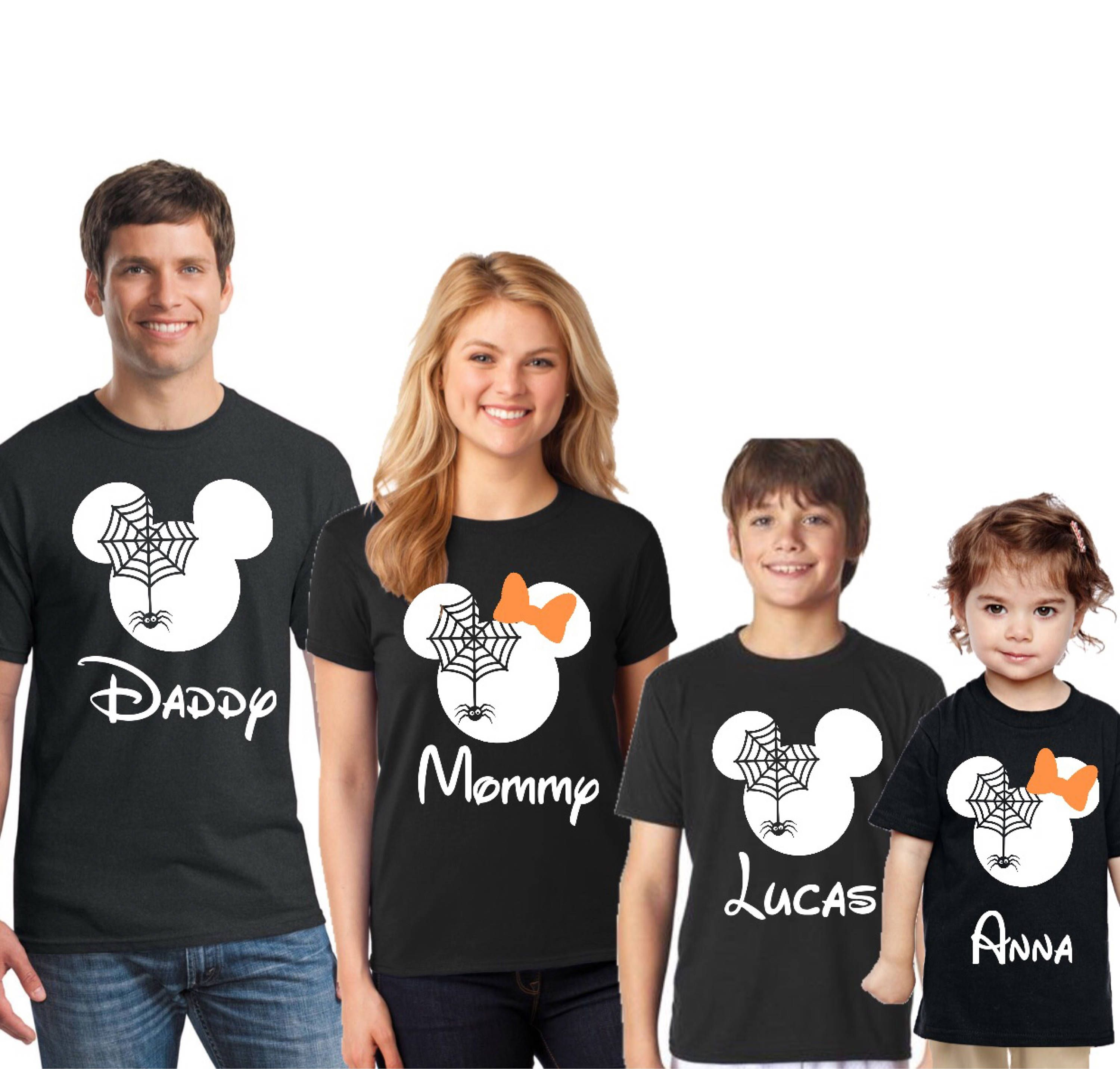 Disney Halloween Shirt Ideas.Disney Spider Shirts Disney Halloween Shirts Disney Inspired