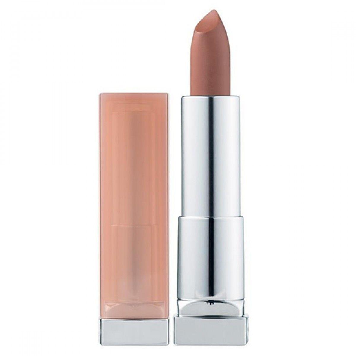Το Maybelline Color Sensational Lipstick προσφέρειεκλεπτυσμένοχρώμαμεέντονηλάμψη. Έχει κρεμώδη αίσθησηκαι τρέφει τα χείλη με το νέκταρ μελιού που εμπεριέχεται στην εμπλουτισμένη σύστασή του. Η τεχνολογία Pureχρωστικήπροσφέρεισυγκλονιστι
