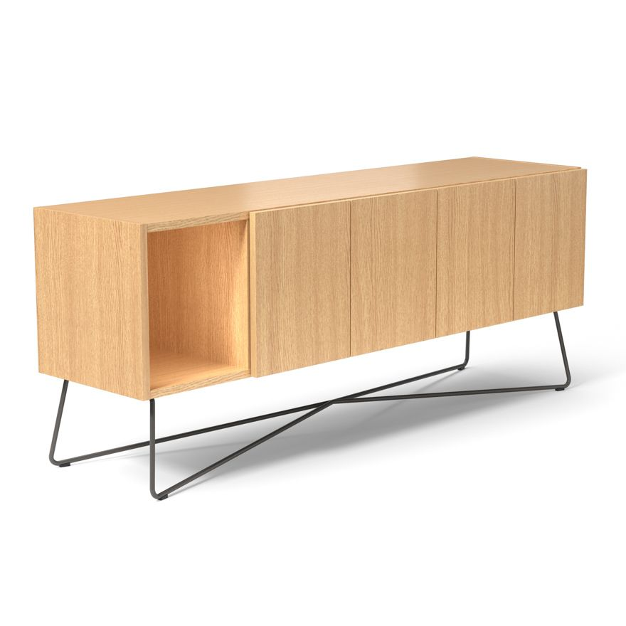 Rockwell Unscripted Credenza - 60\