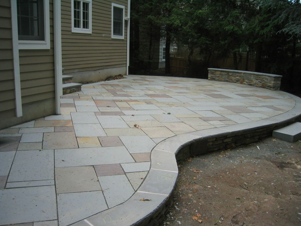 Bluestone Patios Photos | Bluestone Patio