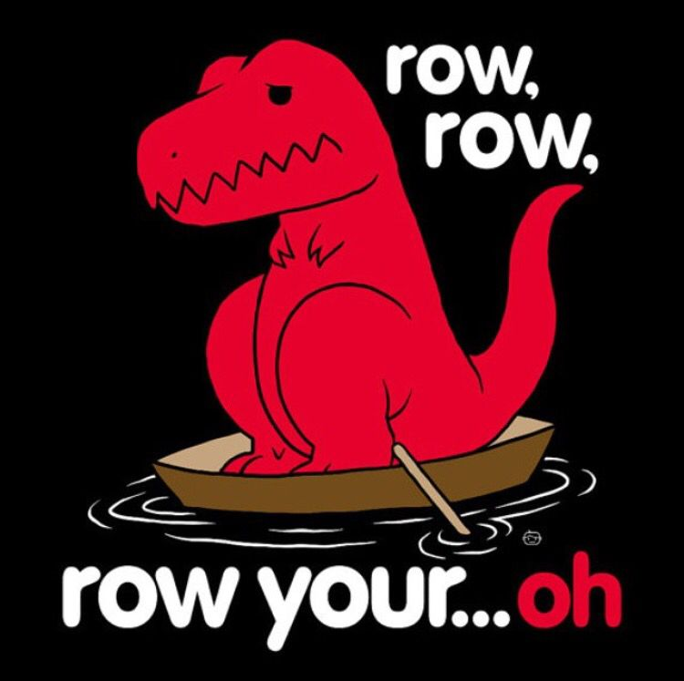 56da2f813ea012 When your sad just imagine a T-Rex making a bed!   t rex   Dinosaur ...