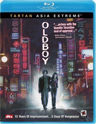 Oldboy Blu Ray Oldboy 2003 Oldboy Movie Oldboy