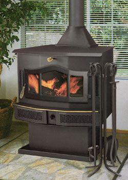 Bay 2000c Freestanding Wood Stove Wood Stove Wood Furnace Zero Clearance Fireplace