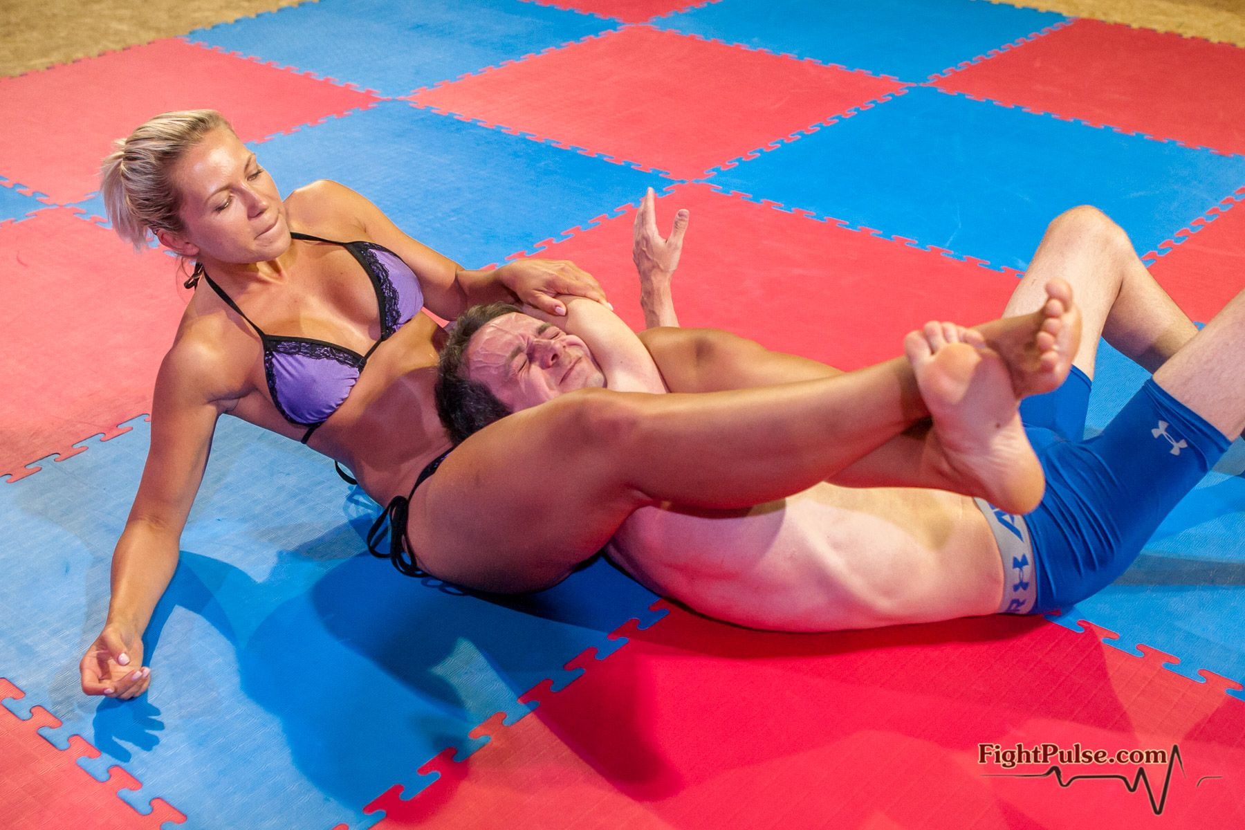 Nc-108 Jenni Czech Vs Luke  Female Victory  Mixed -1678