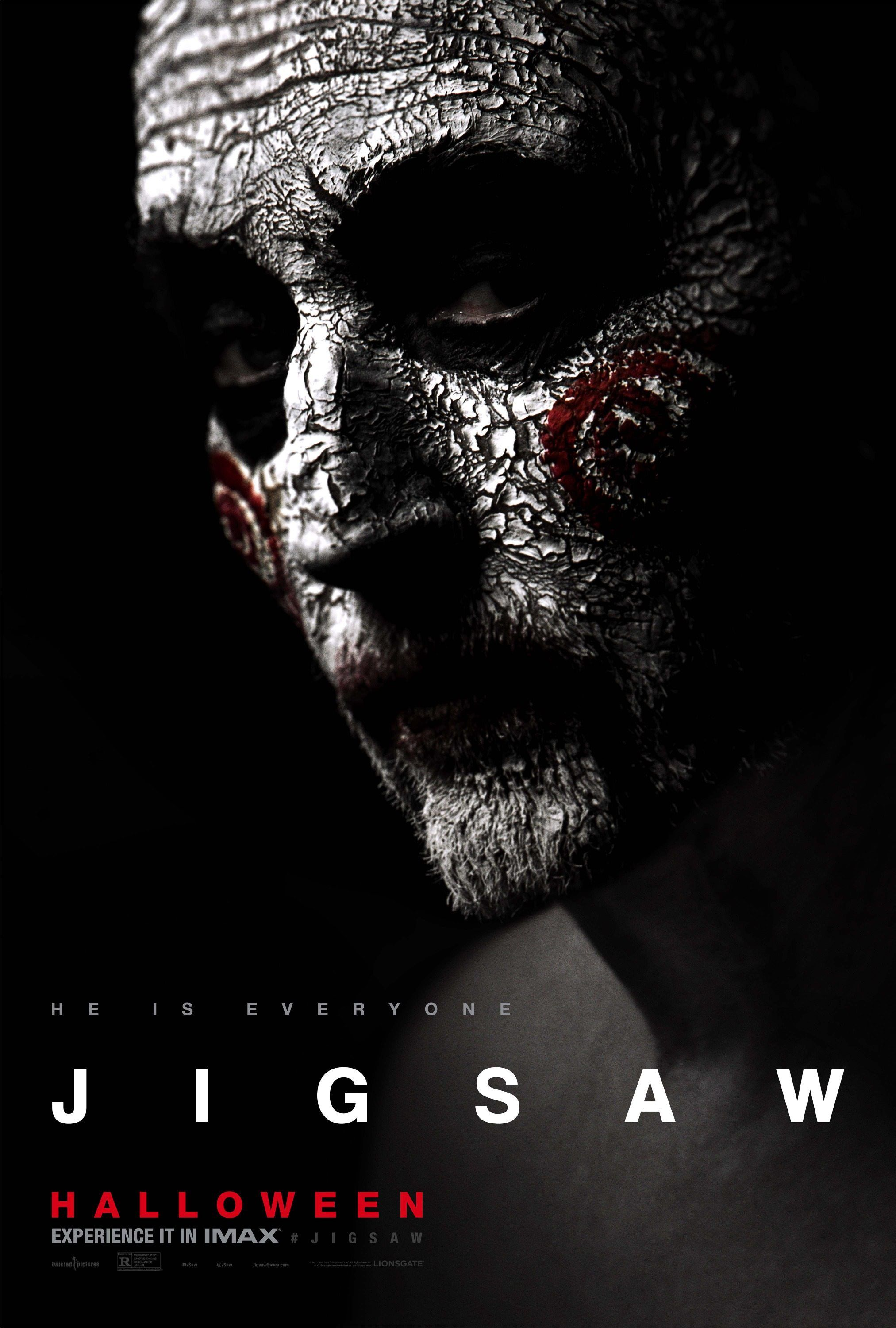 Jigsaw 2017 Hd Wallpaper From Gallsourcecom Movies Books